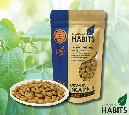 Inca Inchi Salted Seeds… why we are so excited!