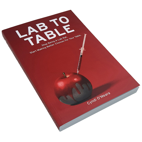 Lab To Table Book